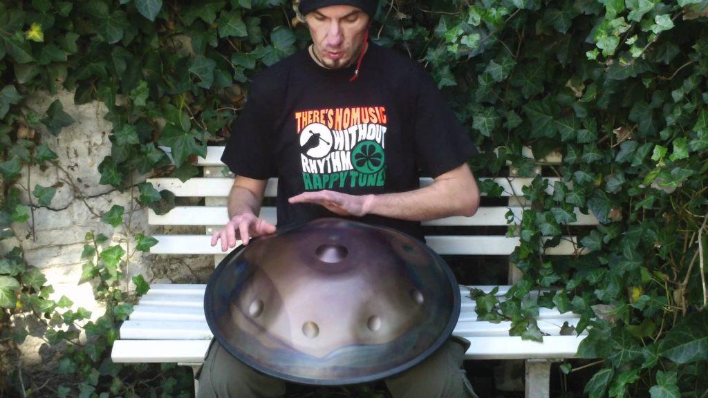 Ханг — волшебная музыкальная тарелка