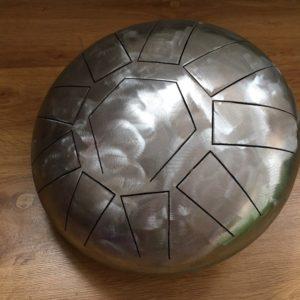 Глюкофон серебряный 30 см