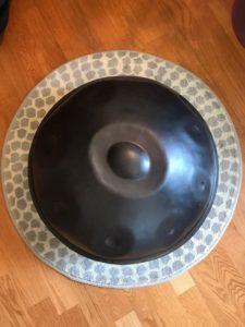 Ваджрафон хэндпан (Scale: Akebono)