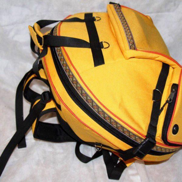 Желтый чехол для ханга