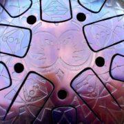 Глюкофон «Сиреневый сон» 30 см